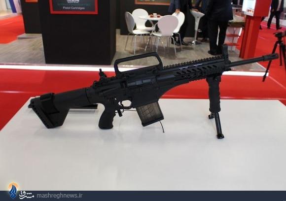 دو سلاح جدید برای ارتش ترکیه+عکس
