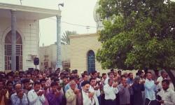 اتحاد و همدلی مسلمانان شیعه و سنی سیریکی در آداب و رسوم عید سعید فطر