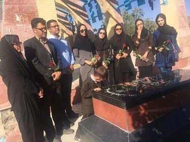 دبیر اجرایی حزب اسلامی کار:شهید الله دادی هم افتخار جنگیدن با اسراییل را دارد و هم داعش.