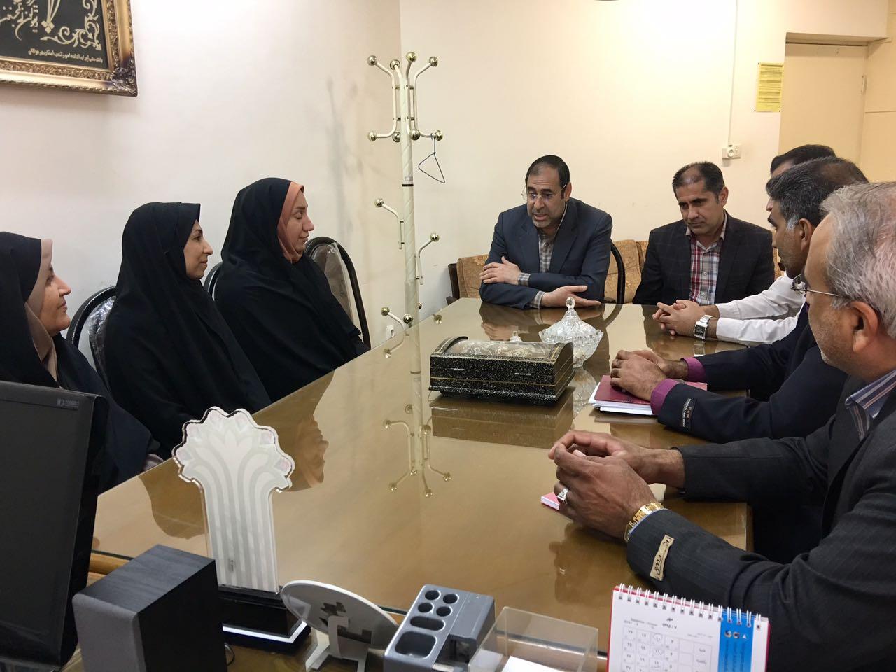ایرج بیت اللهی به سمت معاون ،اداره کل آموزش و پرورش هرمزگان منصوب شد