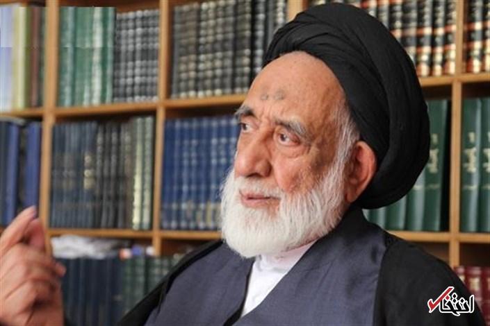 واکنش استاد سیدمهدی طباطبایی به سخنان توهین امیز احمدی نژاد: