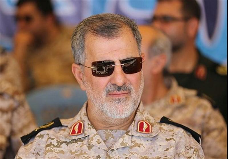 حضور یگانهای سپاه در رزمایش مشترک با ارتش عراق