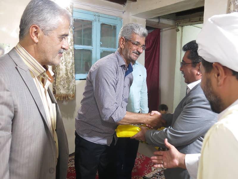 فرماندار ابوموسی در هفته دولت:ترویج فرهنگ ایثار و شهادت را وظیفه ی مسئولین دانست