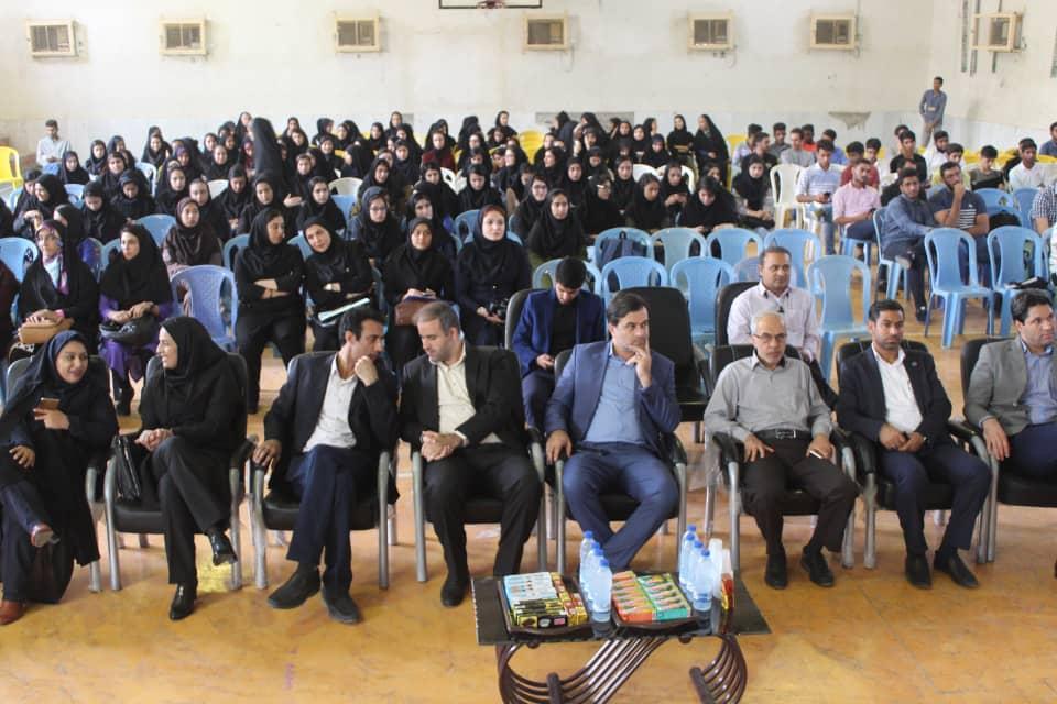 رییس نهاد رهبری در دانشگاه های هرمزگان: از رواج تفکرات مستبدانه جلوگیری کنید