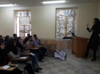 کارگاه مشاوره روانشناختی ویژه دانشجویان پیام نور هرمزگان  برگزار شد