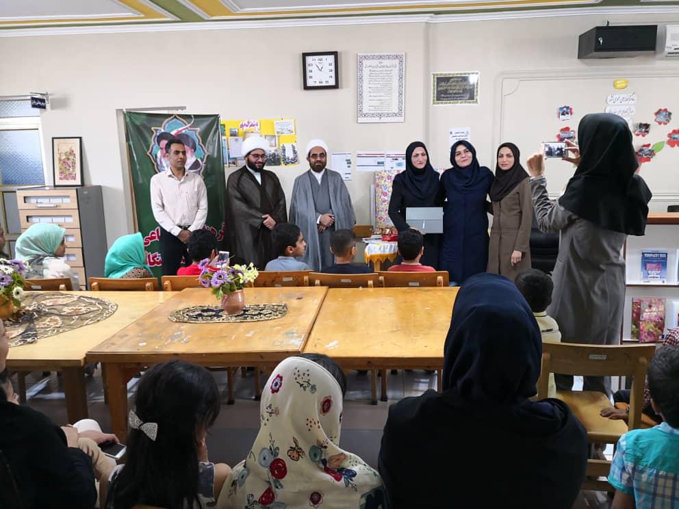 بمناسبت هفته کتاب و کتابخوانی صورت می پذیرد:اجرای  بیش از۲۵ برنامه فرهنگی در کتابخانه شهید مطهری (ره) بندرعباس