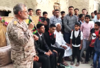 فیلم | حضور سردار سپاه در یک عروسی و عذرخواهی برای ایجاد مزاحمت!