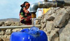 بهرهمندی ۱۴۶۸ خانوار مددجوی هرمزگانی از انشعابات رایگان آب آشامیدنی