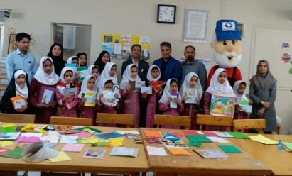 مسابقه کتاب کاغذی در کتابخانه های شهید مطهری (ره) بندرعباس  برگزار شد