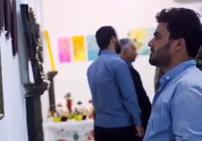 برگزاری نمایشگاه صنایع دستی  و بازارچه خیریه در بندرعباس+تصویر