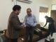 تجلیل مدیرکل نهاد کتابخانه های عمومی استان از راه و شهرسازی هرمزگان