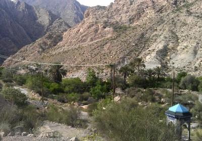احداث جاده ۱۰کیلومتری بین دو روستای بخوان و رائیز حاجی آباد وعده فراموش شده مسئولان