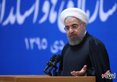 روحانی:هیچ وقت نه معجزه را ادعا کردیم، نه گفتیم همه مشکلات یک شبه حل می شود / ۱۰ دولت بعدی هم نخواهند توانست همه مشکلات را حل کنند / اگر تورم سال ۹۲ ادامه پیدا می کرد و برجام نبود، امروز چه وضعی داشتیم؟ / برجام ارث پدری هیچکس نیست