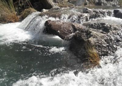معرفی مکان تفریحی و دیدنی معدن فاریاب بخش آسمینون نودژ