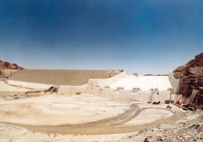 سدهایی که در بیابان ساخته شدند