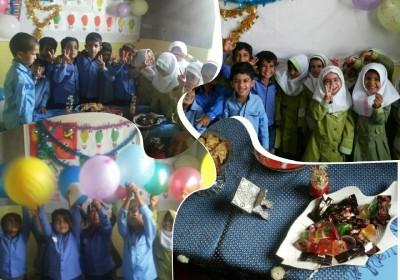 جشن روز جهانی کودک در مهدکودک شهد گل شهر نودژ برگزار شد + عکس