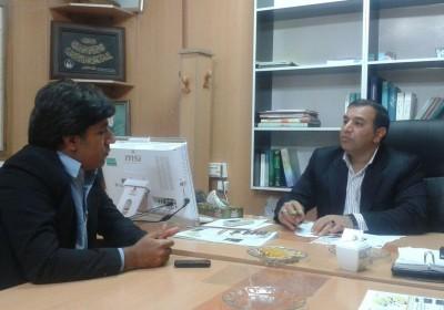 فرماندار قلعه گنج : بزودی ۱۴ واحد دامی ۱۵ راسی با تسهیلات ۸۰ میلیونی واگذار می شود