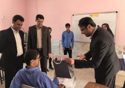 فرماندار قشم: آموزش مسیر زندگی کودکان استثنایی را تغییر می دهد