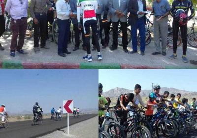 نتایج مسابقات دوچرخه سواری کهنوج