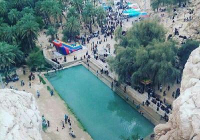 منطقه گردشگری بندر دوساری عنبرآباد