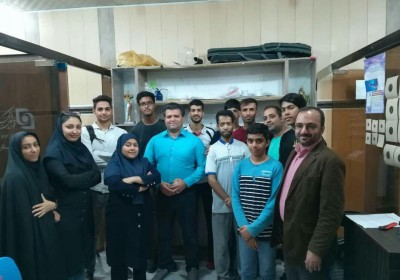 مسابقات تیراندازى بسیج مهندسین استان  با تفنگ بادى به مناسبت روز مهندس در سالن حجاب بندرعباس