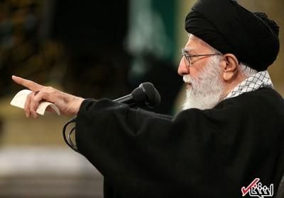 رهبر معظم انقلاب در دیدار با جمعی از مداحان و ذاکران اهلبیت:زن اسلامی در اجتماع اثرگذار، مدیر خانواده و مایه آرامش مرد است/حضور ایران در منطقه ربطی به آمریکا و اروپا ندارد