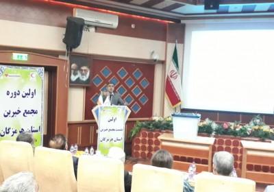 مدیر عامل جمعیت هلال احمر استان هرمزگان از برگزاری انتخابات مجمع خیرین خبرداد