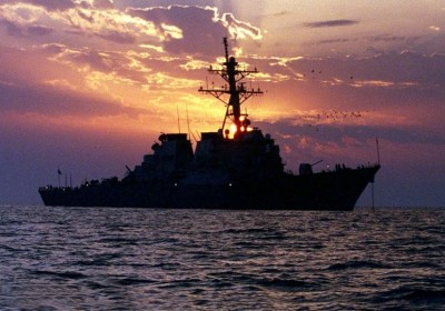 ایران توانایی بستن خلیج فارس بر روی ناو آمریکایی را داردایران توانایی بستن خلیج فارس را بر روی ناوهای آمریکایی دارد © AFP 2018 / Felix Garza جهان