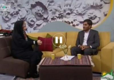 پخش زنده برنامه زندگی زیباست  با حضور :مهندس مسلم بارخدا شهردار نودژ+فیلم