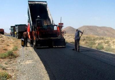 عملیات احداث محور فاریاب به ارزوئیه آغاز شد