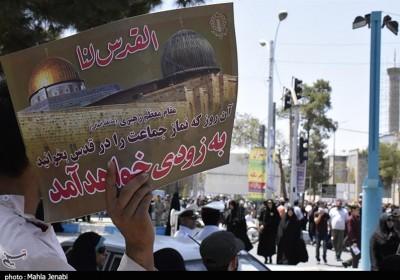 راهپیمایی روز قدس در ۱۵۰ نقطه استان کرمان برگزار میشود