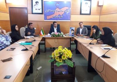 فرماندار قشم بیان کرد: لزوم استفاده از ظرفیت های اجتماعی در جهت فرهنگسازی اهدا عضو