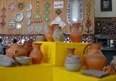 سفال گری کلپورگان یادگار فرهنگ وهنر وتمدن  قوم بلوچ است