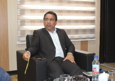 """امضای تفاهم نامه ی احداث"""" پنجاه طرح هادی در روستاهای قلعه گنج"""" در سال جاری"""