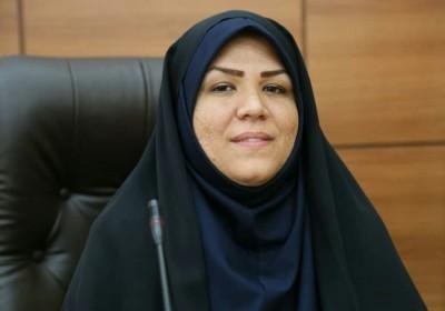 با حکم وزیرکشور سرکار خانم شیبانی معاون توسعه مدیریت ومنابع استانداری هرمزگان شد
