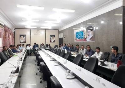 جلسه مدیریت بحران شهرستان بندرلنگه برگزار شد