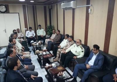 فرماندار قشم بیان کرد: عملکرد صادقانه مسئولین، ضامن امنیت اجتماعی