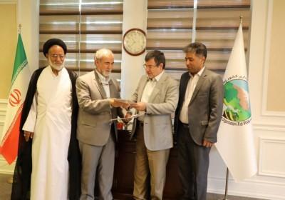 استانداری هرمزگان و سازمان جنگلها، مراتع و آبخیزداری تفاهم نامه امضا کردند