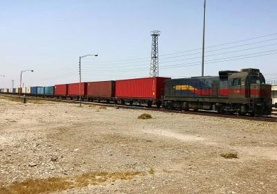 راهآهن هرمزگان افزون ۵ میلیون تن کالا جابهجا کرد