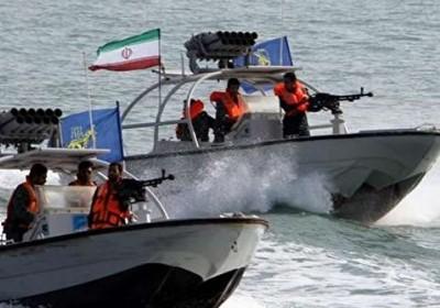 سپاه: توقیف یک کشتی خارجی حامل سوخت قاچاق در خلیج فارس