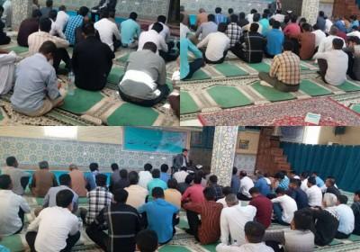 کلاسهای آموزشی ویژه ضابطین خاص دادگاه عمومی شهرستان فاریاب برگزار شد