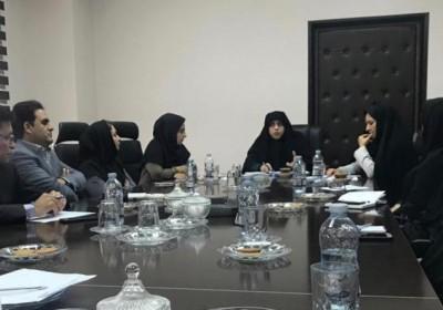 برگزاری کمیته تخصصی پژوهشی در گروه کاری بانوان و خانواده