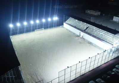 بهرهبرداری از مجموعه ورزشی ساحلی سورو بندرعباس