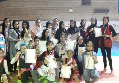 دومین دوره مسابقات موی تای قهرمانی شهرستان میناب برگزار می شود