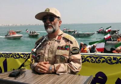 فرمانده مرزبانی ناجا:منطقه خلیج فارس در امنیت و آرامش است/ به عاملان ناامنی پاسخ کوبنده میدهیم