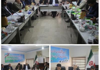 دکتر ناجی در گردهمایی مشترک فرمانداران و بخشداران حوزه انتخاباتی مرکزی بندرعباس