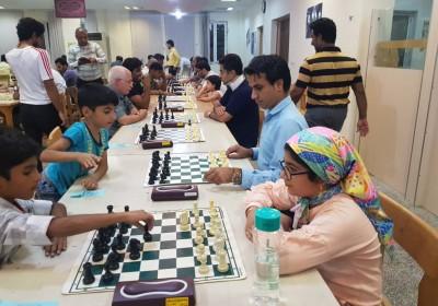 شطرنج بازان بندرعباسی نفرات برتر مسابقات ریتد قهرمانی استان  در میناب شناخته شدند…