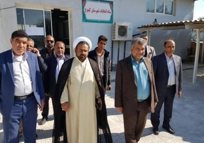 دکتر حمزه و شیخ مختار وزیری از حوزه انتخابیه کهنوج ثبت نام کردند