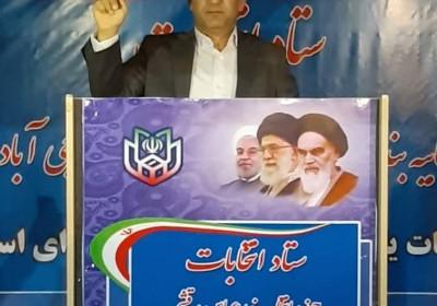 فرماندار بندرعباس:ثبت نام ۶۲ نفر در حوزه انتخابیه بندرعباس