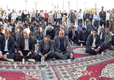 ستاد تاجیک با استقبال گسترده مردم افتتاح شد